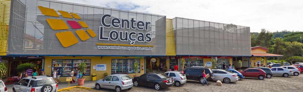 Center Loucas Pedreira SP