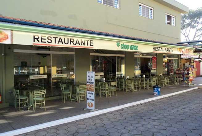 Restaurante Coco Verde