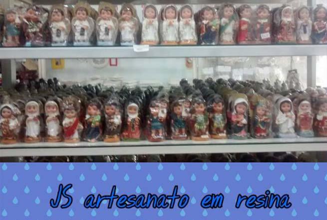 JS Artesanato em Resinas